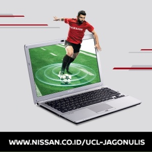 UEFA CHAMPIONS LEAGUE NISSAN BLOG COMPETITION