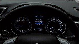 Drivers-Assist Display
