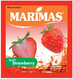 Marimas Rasa Strawberry