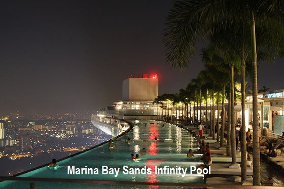 Marina Bay Sands Infinity Pool