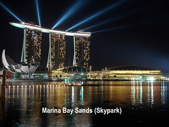Marina Bay Sands (Skypark)