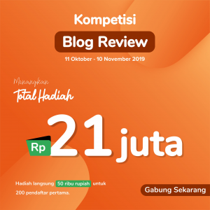 Lomba Blog Nowme