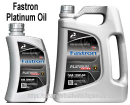 Fastron Platinum Oil